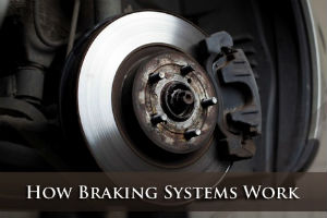 5 Signs Your Brakes Are in Need of Attention (and What They Need)