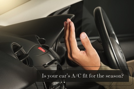 Heat Wave: Get Your Car's A/C Ready for Summer