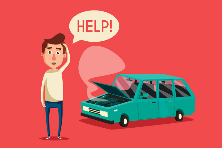 What To Do If Car Overheats >> What To Do When Your Car Overheats The Garage Ba