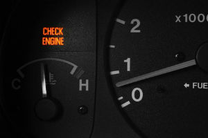 Why Is The Check Engine Light On 8 Possible Reasons The Garage Ba